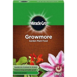 Miracle-Gro Growmore Garden Plant Food