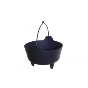 Whitefurze Planting Cauldron Black