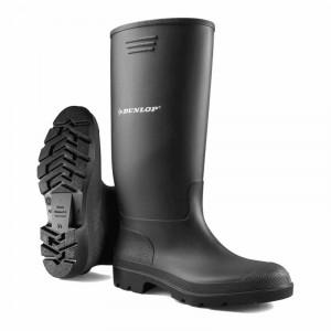 Dunlop Wellington Boot Pricemaster Black