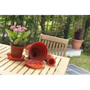 Whitefurze Plant Pot Terracotta