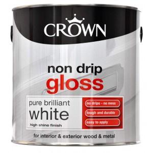 Crown Non Drip Gloss PBW