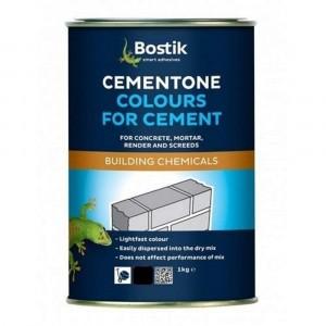 Bostik Cementone Colours for Cement 1kg