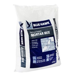 Blue Hawk Sand & Cement Mortar Mix
