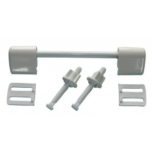 Centurion Toilet Seat Fittings with Rod