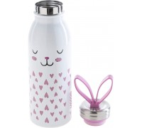 Aladdin Zoo Metal Vacuum Bottle 450ml