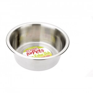 Classic Dog/Cat Bowl Stainless Steel