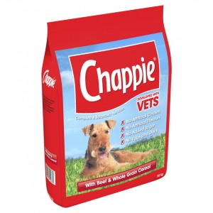 Chappie Dry Mix Dog Food 3kg