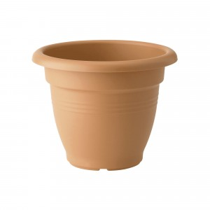 Elho Campana Green Basics Flower Pot Terracotta