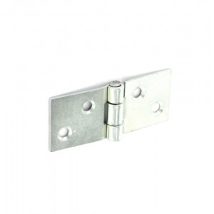 Securit Backflap Hinges Zinc Plated (Pair)