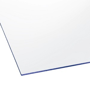 Clear Styrene Glazing Sheet 2mm