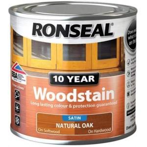 Ronseal 10 Year Satin Woodstain