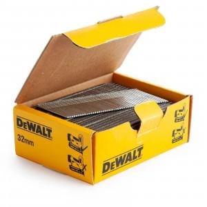 DeWalt Galvanised Angled Nails 16 Guage Box 2500