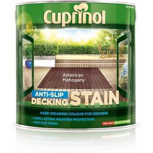 Cuprinol Anti Slip Decking Stain 2.5 Litre