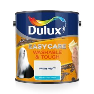Dulux Easycare Washable & Tough 2.5 Litre