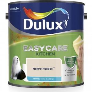 Dulux Easycare Kitchen Matt 2.5 Litre