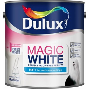 Dulux Magic White Matt Emulsion