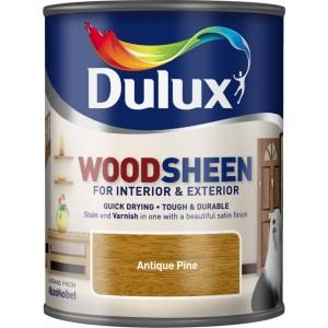 Dulux Quick Dry Woodsheen