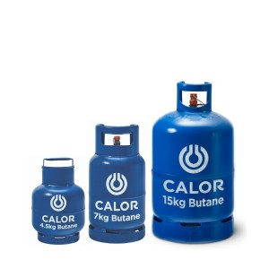 Calor Butane Gas