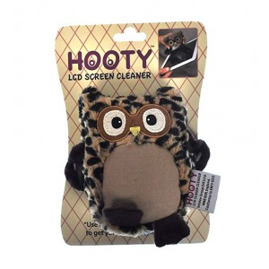 Intelex Hooty Owl LCD Screen Cleaner