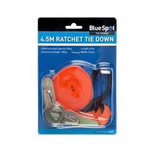 Blue Spot Ratchet Tie Down Straps