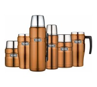 Thermos Flasks & Mugs Copper Collection