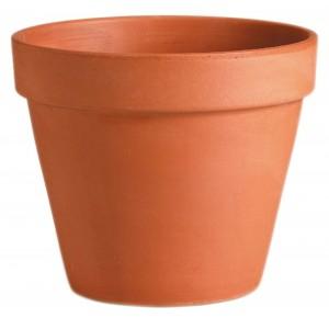 Deroma Standard Plant Pot Terracotta