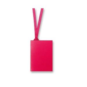 Giftwrap Gift Tag 50 x 70mm Matt with Ribbon